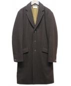 FACTOTUM(ファクトタム)の古着「チェスターコート」|ブラウン