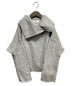 VIVIENNE WESTWOOD ANGLOMANIA(ヴィヴィアンウエストウッド アングロマニア)の古着「デザインジャケット」 グレー