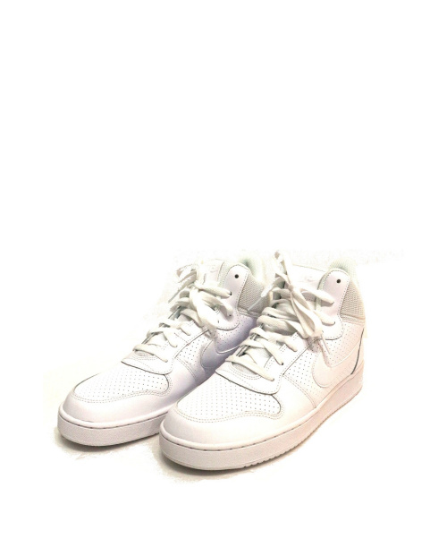 NIKE(ナイキ)NIKE (ナイキ) COURT BOROUGH MID ホワイト サイズ:27cmの古着・服飾アイテム