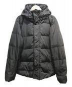 COMME CA COMMUNE(コムサコミューン)の古着「ダウンジャケット」|ブラック