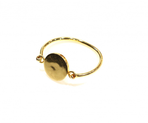 CELINE(セリーヌ)CELINE (セリーヌ) コインブレスレット カラー:ゴールドの古着・服飾アイテム