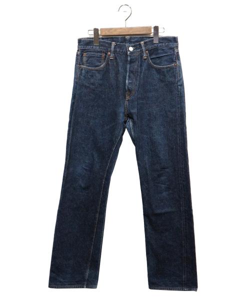 WAREHOUSE(ウェアハウス)WAREHOUSE (ウェアハウス) セルビッジデニム インディゴ サイズ:W31L32 800の古着・服飾アイテム