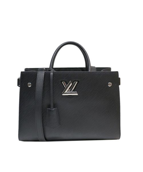 LOUIS VUITTON(ルイヴィトン)LOUIS VUITTON (ルイヴィトン) 2WAYショルダーバッグ ブラック サイズ:-の古着・服飾アイテム