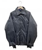 ROTT WEILER(ロットワイラー)の古着「キルティングコーチジャケット」|ブラック