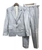 ()の古着「2Bスーツ」|グレー