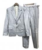 MANDO(マンドー)の古着「2Bスーツ」|グレー