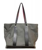 ultima tokyo(ウルティマ トーキョー)の古着「ビジネストートバッグ」|グレー