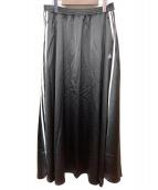 adidas(アディダス)の古着「マストハブスカート」|ブラック