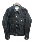 lideal(リデアル)の古着「デニムジャケット」|インディゴ