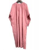 nest Robe(ネストローブ)の古着「イノセントピンクワンピース」|ピンク