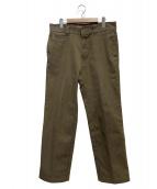 TENDERLOIN(テンダーロイン)の古着「ワークパンツ」|ブラウン