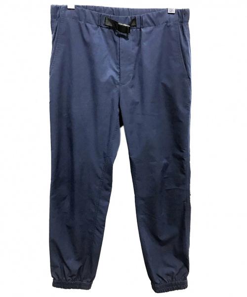 DESCENTE ddd(デザントディーディーディー)DESCENTE ddd (デザントディーディーディー) EASY PANTS ネイビー サイズ:Lの古着・服飾アイテム