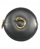 Cartier(カルティエ)の古着「パンテールコインケース」|ブラック