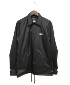 FTC(エフティーシ)の古着「コーチジャケット」 ブラック