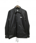 FTC(エフティーシー)の古着「コーチジャケット」|ブラック