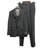 BEAMS F(ビームスエフ)の古着「Savile Cliffordガンクラブチェックスーツ」|グレー