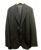 ANATOMICA(アナトミカ)の古着「テーラードジャケット」|ネイビー