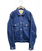 PHINGERIN(フィンガリン)の古着「デニムジャケット」|インディゴ