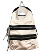Marc by Marc Jacobs(マーク・バイ・マーク・ジェイコブズ)の古着「Domo Arigato Mini Packrat Back」|ピンク