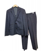 BURBERRY BLACK LABEL(バーバリーブラックレーベル)の古着「2Bスーツ」|ネイビー