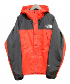 THE NORTH FACE()の古着「MOUNTAIN LIGHT JACKET」|レッド
