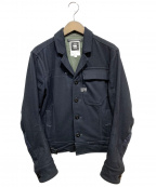 G-STAR RAW(ジースターロゥ)の古着「ウールジャケット」|ネイビー