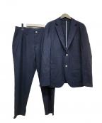 EPOCA UOMO(エポカウォモ)の古着「セットアップジャケット」|ネイビー