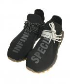 adidas×PHARRELL WILLIAMS(アディダス×ファレル・ウィリアムス)の古着「PW HU NMD PRD」|ブラック