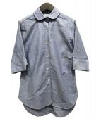 MADISON BLUE(マディソンブルー)の古着「CHELSEAオックスフォードシャツ」 スカイブルー