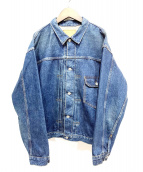 orSlow(オアスロウ)の古着「1st typeデニムジャケット」|インディゴ
