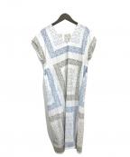 HaaT(ハート)の古着「刺繍ワンピース」 ホワイト