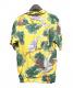 Sun Surf (サンサーフ) 縮緬レーヨンアロハシャツ イエロー サイズ:L 16-16 ¹/₂:5800円