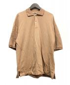 ()の古着「ポロシャツ」|ベージュ