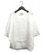 IENA(イエナ)の古着「ラミーコットンブラウス」|ホワイト