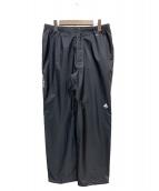 mont-bell(モンベル)の古着「ストームクルーザーパンツ」|ブラック