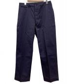 ANATOMICA(アナトミカ)の古着「テーパードパンツ」|ネイビー