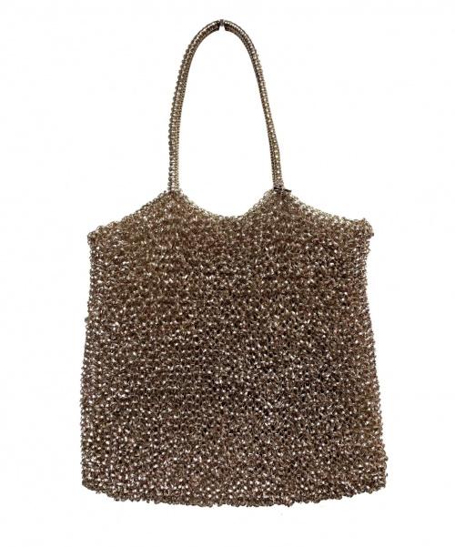 ANTEPRIMA(アンテプリマ)ANTEPRIMA (アンテプリマ) ワイヤーハンドバッグ ピンクの古着・服飾アイテム