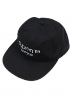 SUPREME(シュプリーム)の古着「キャップ」 ブラック