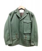 KOLOR(カラー)の古着「Field jacket」|グリーン