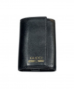 GUCCI(グッチ)の古着「G.Gucci Print6連キーケース」|ブラック