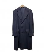 OLD ENGLAND(オールドイングランド)の古着「メルトンチェスターコート」 ネイビー