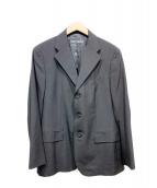 ISSEY MIYAKE(イッセイミヤケ)の古着「3Bジャケット」|ブラック