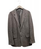 LANVIN en Bleu(ランバンオンブルー)の古着「ツイードジャケット」 グレー