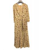 MARIHA(マリハ)の古着「マドモアゼルのドレス」|ベージュ