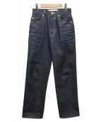 THE SHINZONE(ザ シンゾーン)の古着「TOMBOY PANTS」|インディゴ