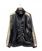 NINE(ナイン)の古着「トラックジャケット」|ブラック