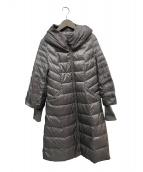 Style Ravie(スタイル・ラヴィー)の古着「ダウンコート」|グレー