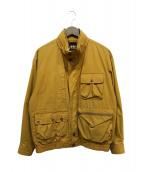 ()の古着「ライナー付ジャケット」 ブラウン