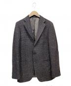 UNIVERSAL LANGUAGE(ユニバーサルランゲージ)の古着「ウールジャケット」 ブラウン