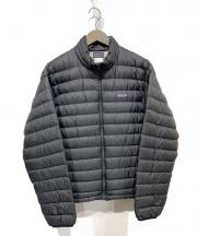 Patagonia(パタゴニア)の古着「ダウンジャケット」|ブラック